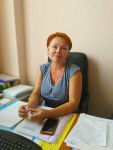 Михайліченко Тетяна
